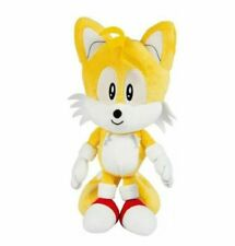 Super Sonic The Hedgehog Tails Plush Doll Stuffed Animal Toys 10in SHIP FROM US