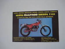 advertising Pubblicità 1978 MOTO BULTACO SHERPA T 125