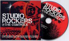 Studio Rockers At The Controls 2009 UK 23-trk promo mix CD The Moody Boys