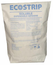 """Lavaggio a bicarbonato MEDIA """"ECOSTRIP"""" bicarbonato di sodio 25kg bicarbonato di sodio ecoss"""