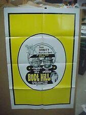 BOOT HILL, orig 1-sht / movie poster (Bud Spencer, Terence Hill)