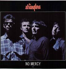 "STRANGLERS ~ NO MERCY (CEMENT MIX) ~ 1984 UK 3-TRACK 12"" SINGLE + P/S"
