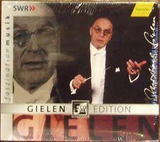 5cd-box Gielen Edition Michael Gielen i CFA/Hänssler Beethoven montagna Busoni tra l'altro