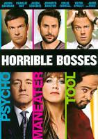 Horrible Bosses (DVD, 2011) FREE SHIPPING