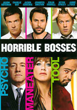 HORRIBLE BOSSES (Widescreen DVD) BRAND NEW!!! <FREE SHIPPING!!!>