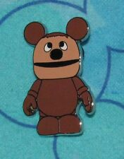 Disney Pin MICKEY MOUSE VINYLMATION Muppets Rowlf Chaser rare