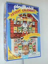 Playmobil 3974 New Sealed Vtg Geobra 1997 Advent Calendar Christmas Santa Elf