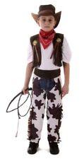 Déguisements costumes marron à 7 ans pour garçon