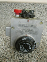 Gas Thermostat Flame Valve Lock 92043 NATURAL GAS ONLY Robertshaw NIB!!