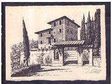 Cartolina Valchiusa di Pescia Pistoia il Mago IC375