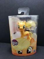My Little Pony Mane Pony yellow toy Applejack Classic Figure new condition