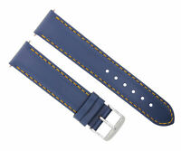 20MM SMOOTH LEATHER WATCH STRAP BAND FOR SEIKO KINETIC PRESAGE SARW011 WATCH OS