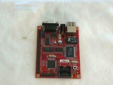 AVR ATmega 10Mbps Ethernet Board, Ethernut