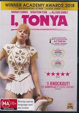 I, Tonya DVD NEW Region 4 Tonya Harding story Allison Janney Nancy Kerrigan