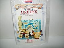 Chick-Fil-A Kid's Meal PBK Crafts From The Past - The Greeks By Gillian Chapman