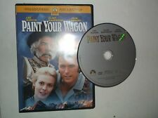 Paint Your Wagon (DVD, 2001) Clint Eastwood, Lee Marvin, Jean Seberg, Western