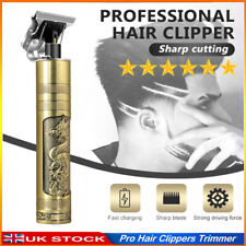 Electric Hair Clippers Professional Mens Cordless Hair Trimmer Beard Shaver Kits
