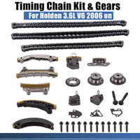 for Holden VE Timing chain Kits Commodore -Captiva - Colorado-Rodeo V6 LY7 3.6L