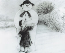 Raymond Briggs UNSIGNED photograph - 1154 - The Snowman