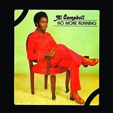 Al Campbell No More Running LP Vinyl European Burning Sounds 2017 10 Track