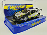 Slot Car Scalextric Superslot H4020 Porsche 911 Rsr 2017 24H Of Le Mans No.93