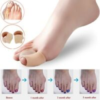 2Pcs Bunion Toe Separator Foot Care Tool Gel Hallux Valgus Correction Foot Care