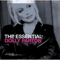"DOLLY PARTON  ""THE ESSENTIAL DOLLY PARTON"" 2 CD NEU"