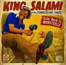 King Salami And The Cumberland - Goin' Back To Wurstville (NEW CD)