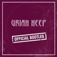 URIAH HEEP Official Bootleg Live 2011 2x CD DIGIPAK