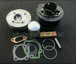 Lambretta 175 Conversion Cylinder kit with Mahle/Goetze Piston All Series 2  3