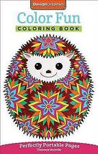 Color Fun Coloring Book by Thaneeya McArdle (Paperback, 2015)