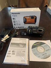 Panasonic Lumix DMC-TS5 16.1 MP Tough Waterproof Digital Camera with WiFi