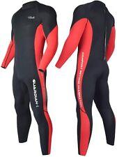 Hevto Men's Guardian 3mm Neoprene Full Scuba Diving Wetsuit Size Large
