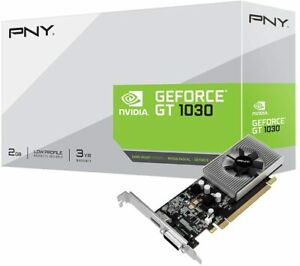 PNY GeForce GT 1030 Graphics card VCGGT10302PB-BB