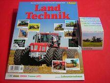 Panini Land Technik - komplett alle 204 Sticker + Album Leeralbum TOP RAR
