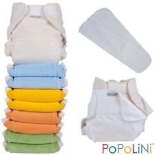 Pannolini lavabili Popolini - KIT UltraFit Soft Rainbow