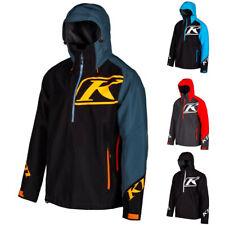 Klim PowerXross Mens Skiing Winter Coats Snowmobile Pullover Jacket