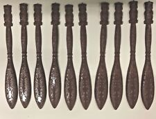 New Trader Vics Style Brown Swizzle Sticks