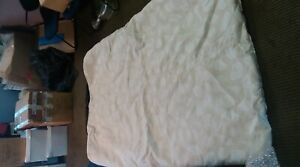 """NEW CUSTOM 82"""" X 55"""" MATTRESS COVER FOR A 1999 BAYLINER 2655 AND OTHERS"""