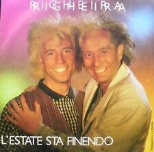 """Righeira L'estate sta finendo (1985)  [7"""" Single]"""