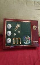 1995 Ryder Cup Oak Hill Johnny Walker Golf Towel/Marker/divot/balls/ tees $Rare$