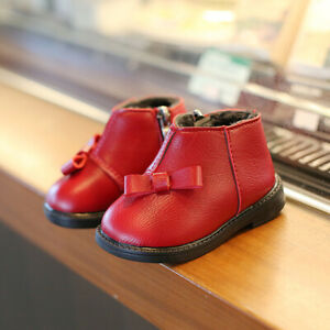 Baby Girls Princess Sneaker Shoe Kid Toddler Casual Winter Warm Anke Boots Shoes
