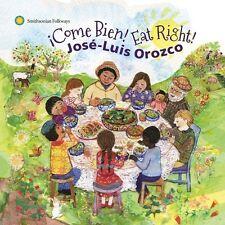 Jose Luis Orozco - Come Bien Eat Right [New CD]