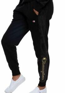Champion Women's Super Fleece Faux Fur Joggers - Medium