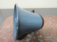 "Vintage ARISTA Outdoor Trumpet Car Horn Speaker 5"" Horn Speaker 8 Ohms 5 Watts"