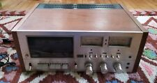 Pioneer CT-F9191 Vintage Stereo Cassette Deck parts repair unit powers on