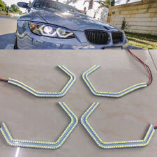 Newest F80 M3 Style LED Angel Eye Kit light For BMW 2 3 4 5 s' F30 E90 M3 M5