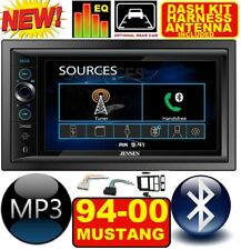 1994-2002 FORD MUSTANG  BLUETOOTH TOUCHSCREEN USB SD AUX CAR RADIO STEREO PKG