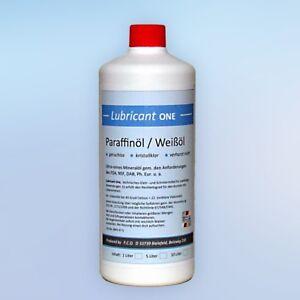 1L Paraffinöl, medizinische Qualität, DAB, Universalöl, mittelviskos, 1 Liter