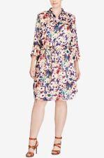 Lauren Ralph Lauren Plus Size Floral-print Dress. Size 18W. $165.00.